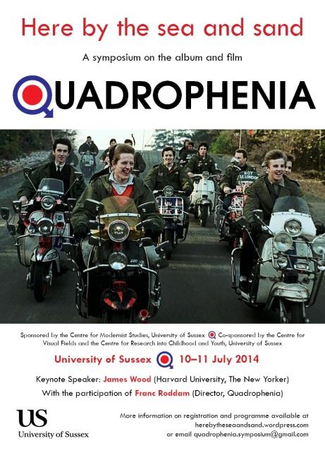 Quadrophenia poster 3